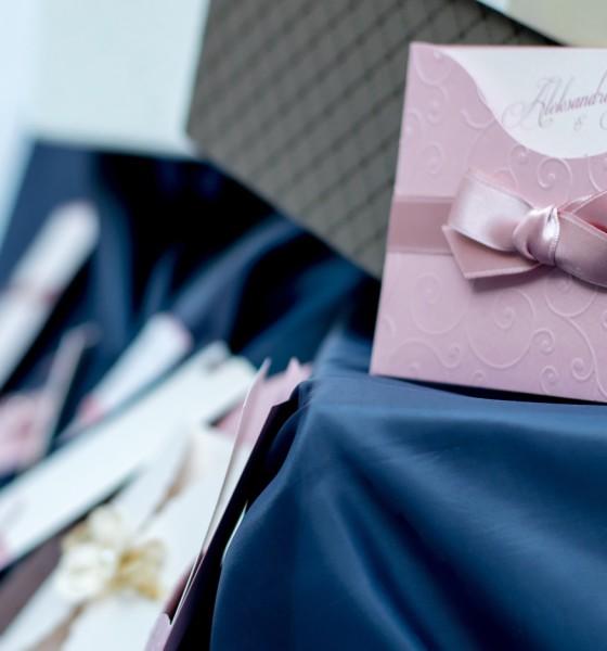 Rodzaje zaproszeń ślubnych