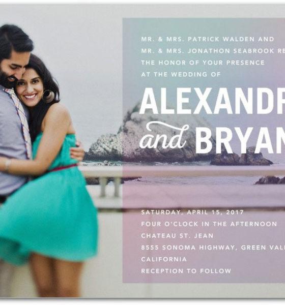 Zaproszenia ślubne jaki wybrać wzór?