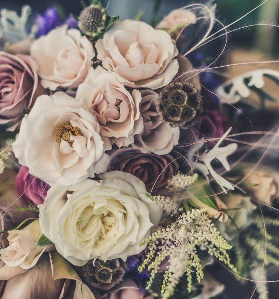 Bukiet ślubny, który nigdy nie zwiędnie