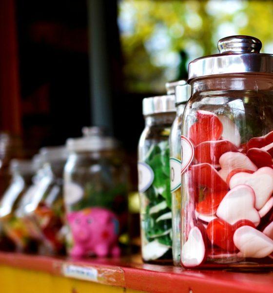 Słodkie szaleństwo – candy bar