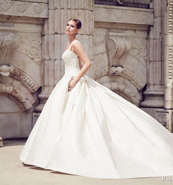 Suknie ślubne hiszpanki znów modne?