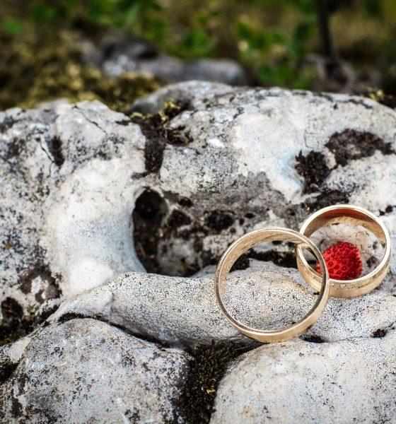 Ciekawe wzory obrączek ślubnych