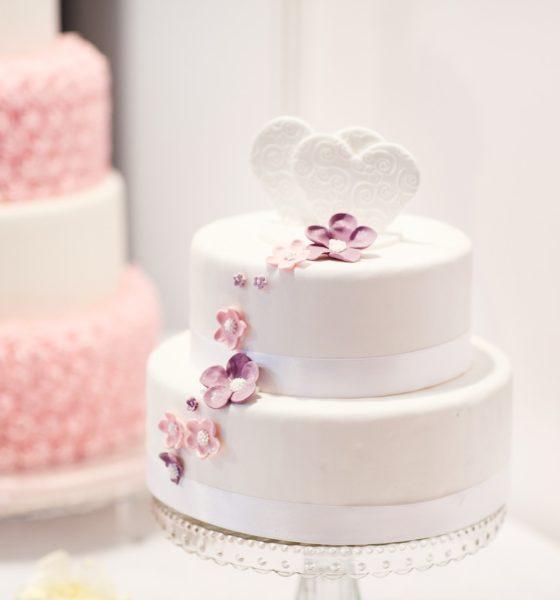Róż motyw przewodni wesela