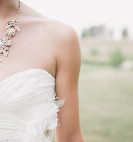 Biżuteria ślubna – przepiękne komplety