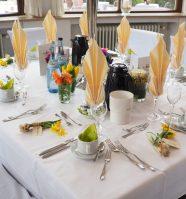 Dekoracje sali weselnej – kolejna dawka ciekawych przykładów