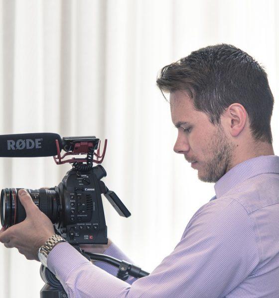 Profesjonalny kamerzysta ślubny i wyjątkowe nagranie