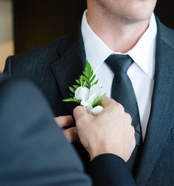 Garnitury ślubne, czyli o ubiorze Pana Młodego