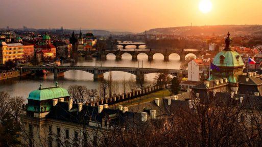 podróż poślubna Praga