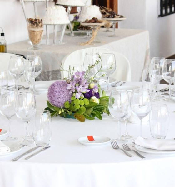 Dekoracje weselne – white wedding