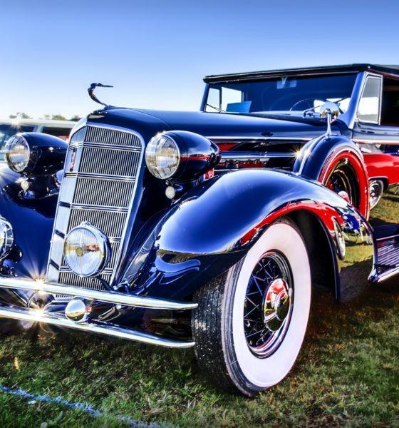Samochody do ślubu w stylu klasycznym