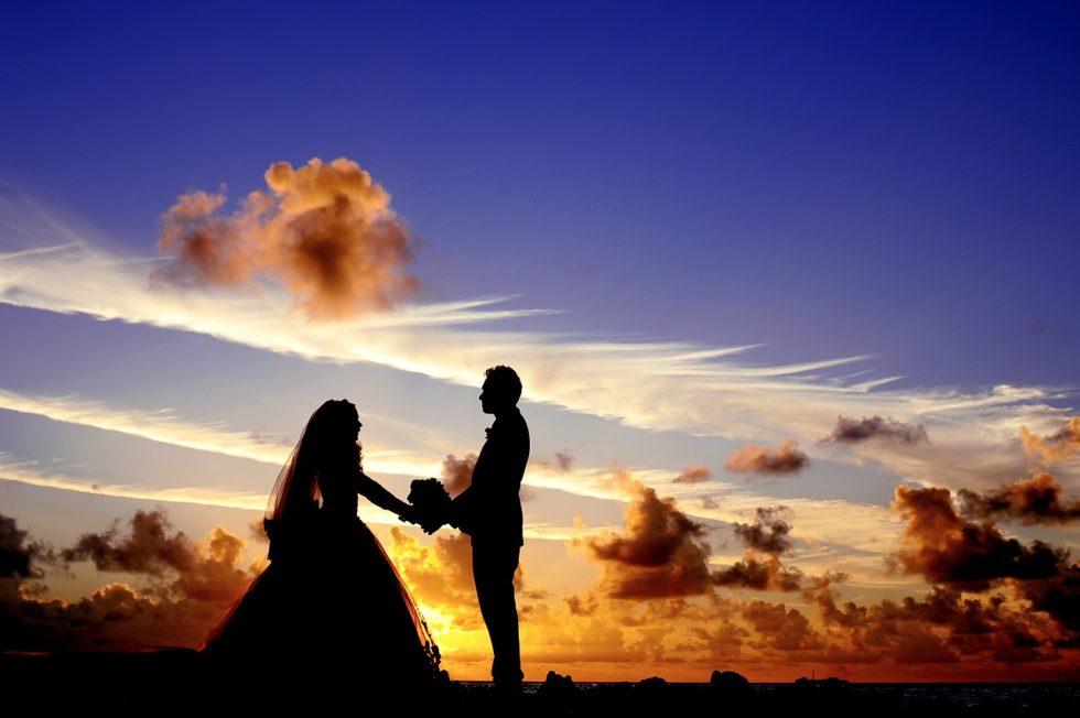 sennik ślub