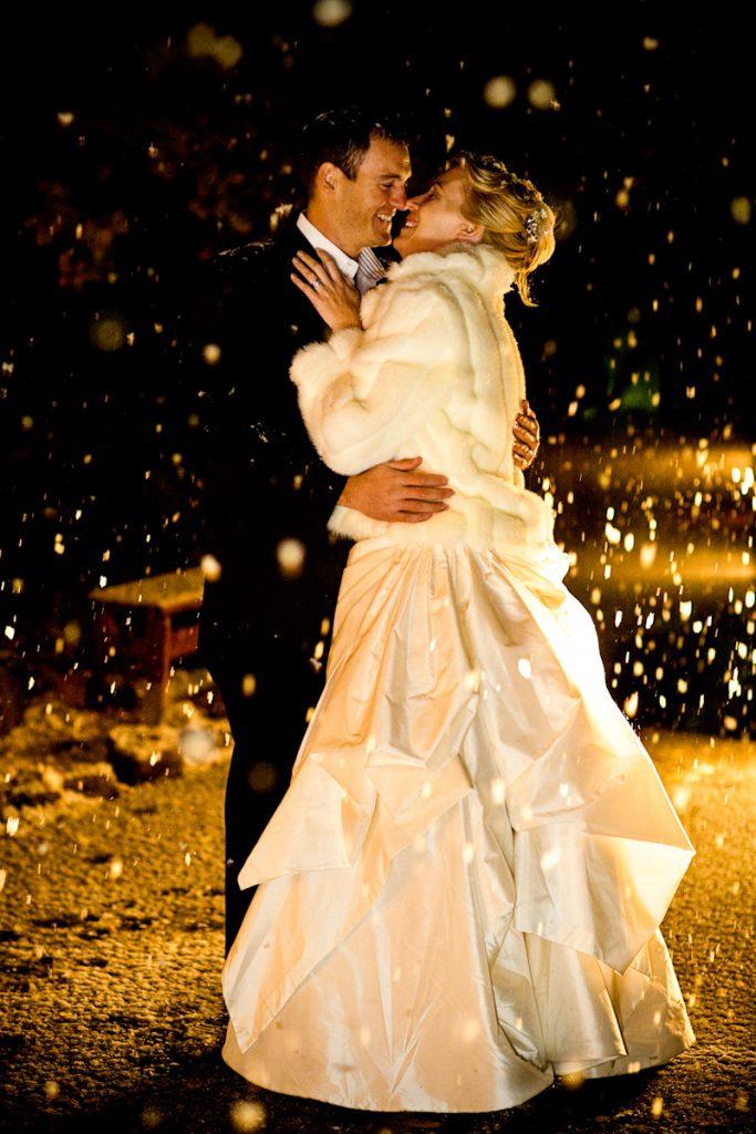 ślub w zimę