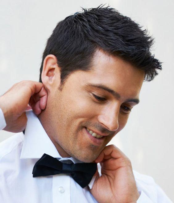 Modna fryzura dla panów