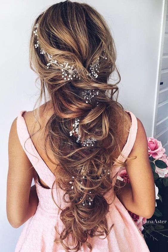 Fryzury dla kobiet z długimi włosami