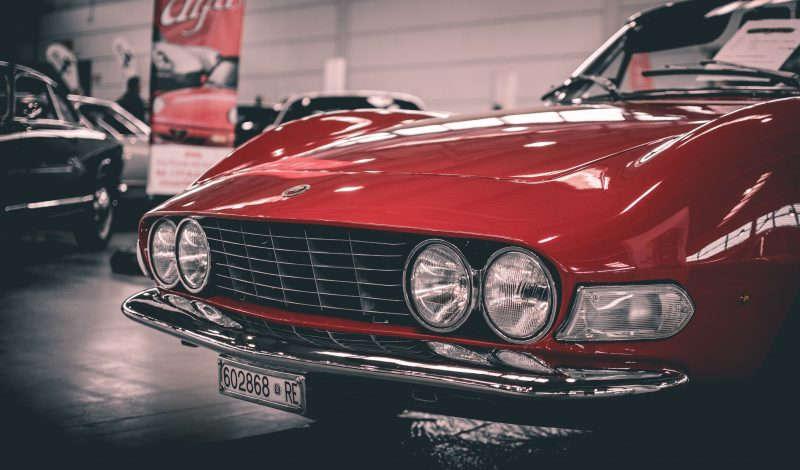 Eurotrip zabytkowym samochodem – oldtimer