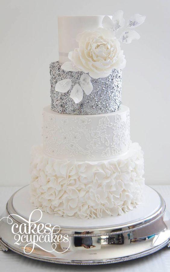 srebrne wesele zimą