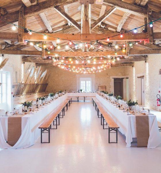 5 pomysłów na salę weselną – porady ekspertów