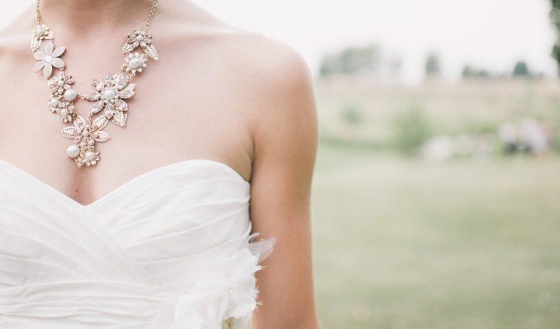 Niech błyszczy, czyli jaka biżuteria dla Panny Młodej – słów kilka!