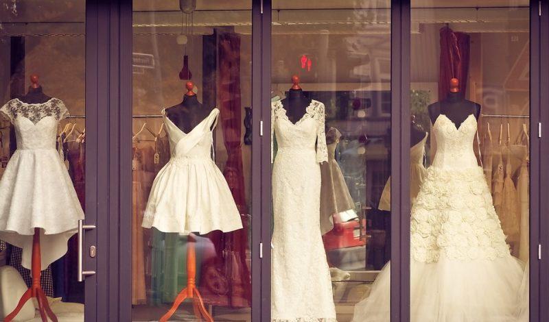 Suknia ślubna z tiulem idealnym pomysłem dla Panny Młodej!